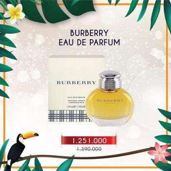 Nước hoa Nữ Burberry Weekend