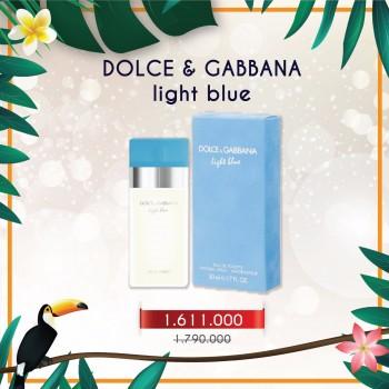 Nước hoa Dolce & Gabbana Nữ 100ml