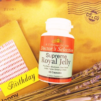 Sữa ong chúa Supreme Royal Jelly