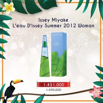 Nước hoa Nam Issey Miyake L' Eau 125ml