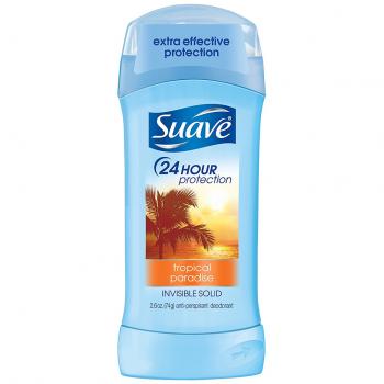 Lăn khử mùi nữ Suave - Hương nhiệt đới