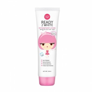 Sữa dưỡng thể trắng da Ready 2 White Whitener Body Lotion 150ml. (new package)