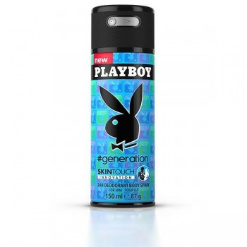 Xịt khử mùi PlayBoy For Men