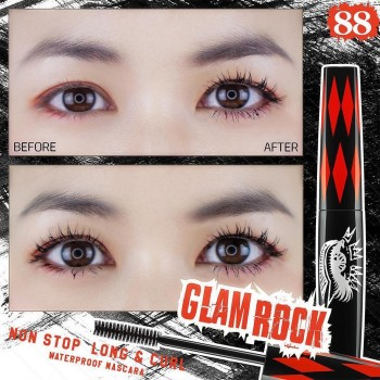 Mascara Ver88 Glam Rock Nonstop Long & Curl