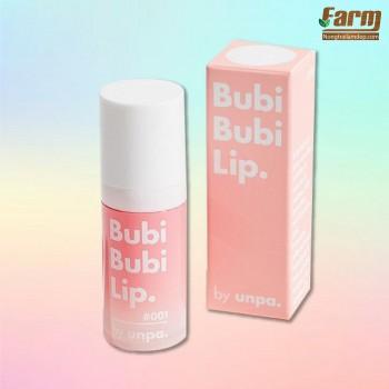 Gel tẩy da chết môi sủi bọt Bubi Bubi Lip