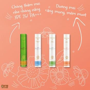 Son Kem Tan Chảy Dưỡng Môi Và Chống Nắng Melty Cream