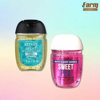 Gel rửa tay khô Bath And Body Works Stress Relief