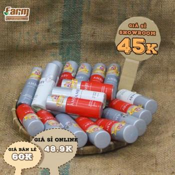 Chai lăn khử mùi - AMBY PURFUMED ROLL - ON SPORTS COURAGE 50ml