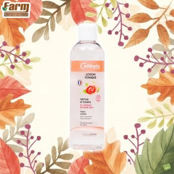 Nước hoa hồng Pháp Callibelle siêu ẩm mượt - 500ml