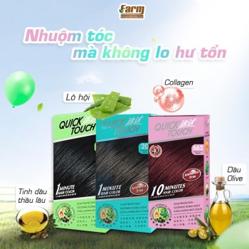 Thuốc Nhuộm Quicktouch