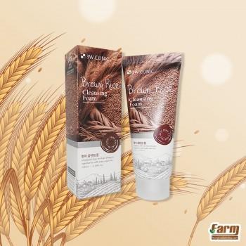 Sữa rửa mặt chiết xuất gạo 3w Clinic