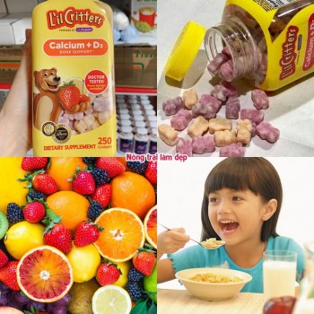 Kẹo Gummy Lil Critters