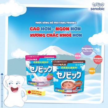 Sữa Uống Tăng Chiều Cao Senobic