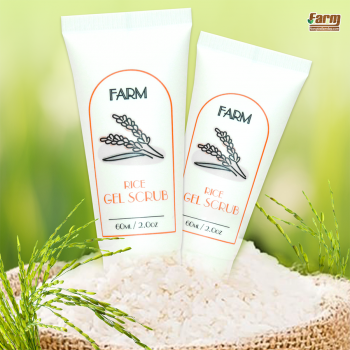 Tẩy Tế Bào Chết Cám Gạo Và Nước Gạo Lên Men Farm