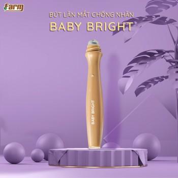 Bút Lăn Mắt Chống Nhăn Mắt Baby Bright