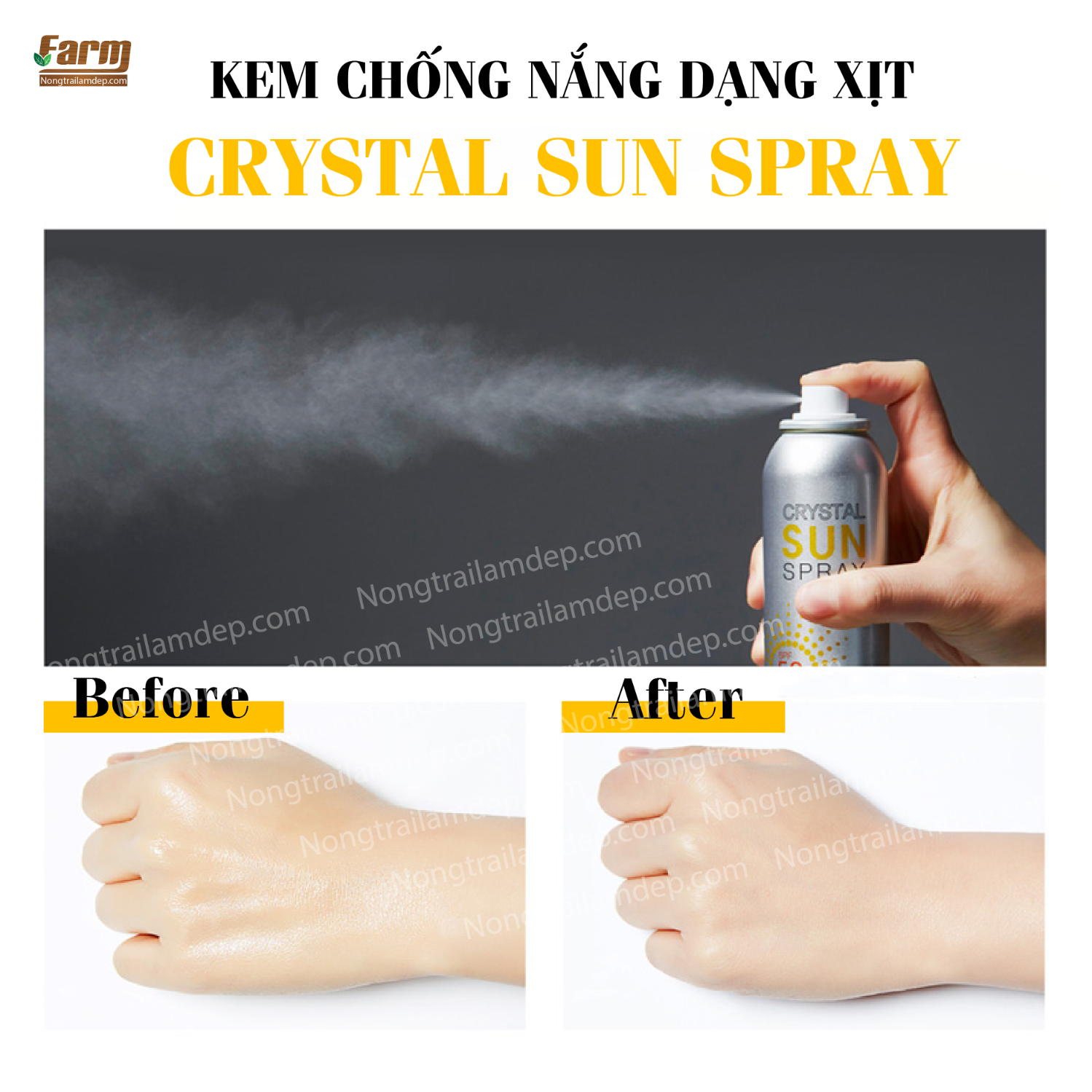 CRYSTAL SUN SPRAY 03