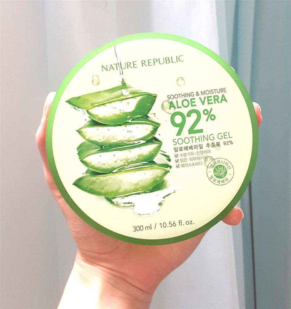 gel lo hoi nature republic aloe vera 92 4