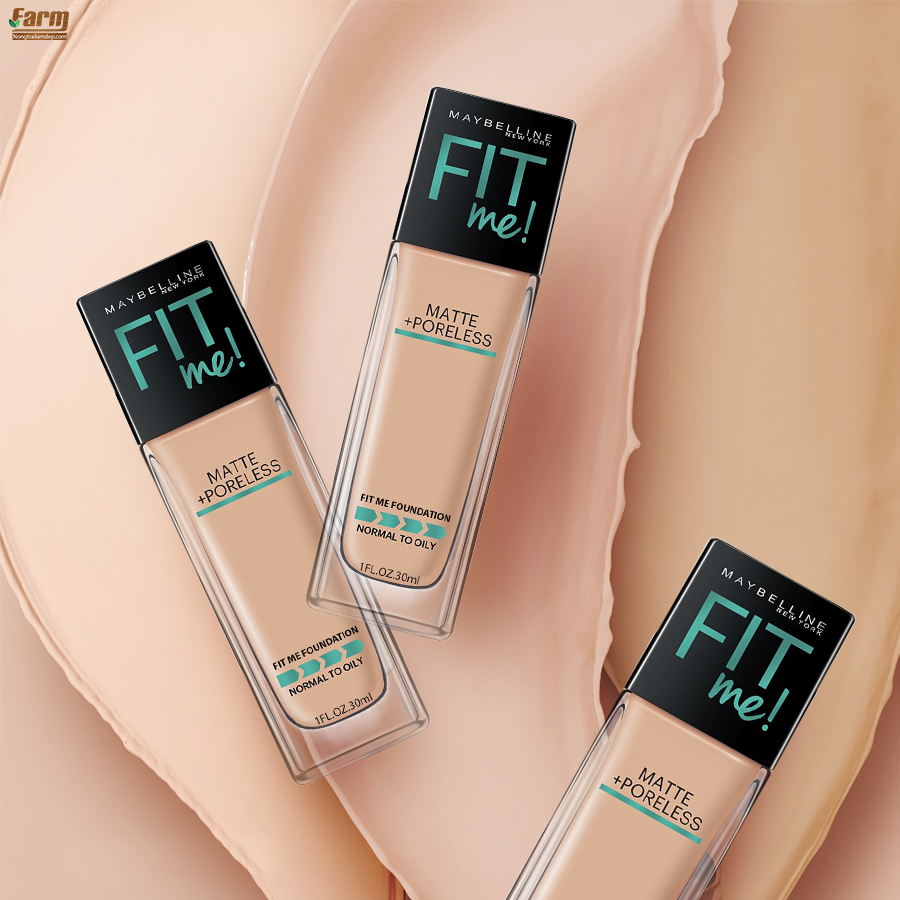 Kem Nền Fit Me Foundation
