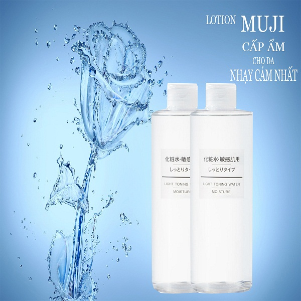 nuoc hoa hong duong am muji light toning water moisture 200ml nhat ban 4